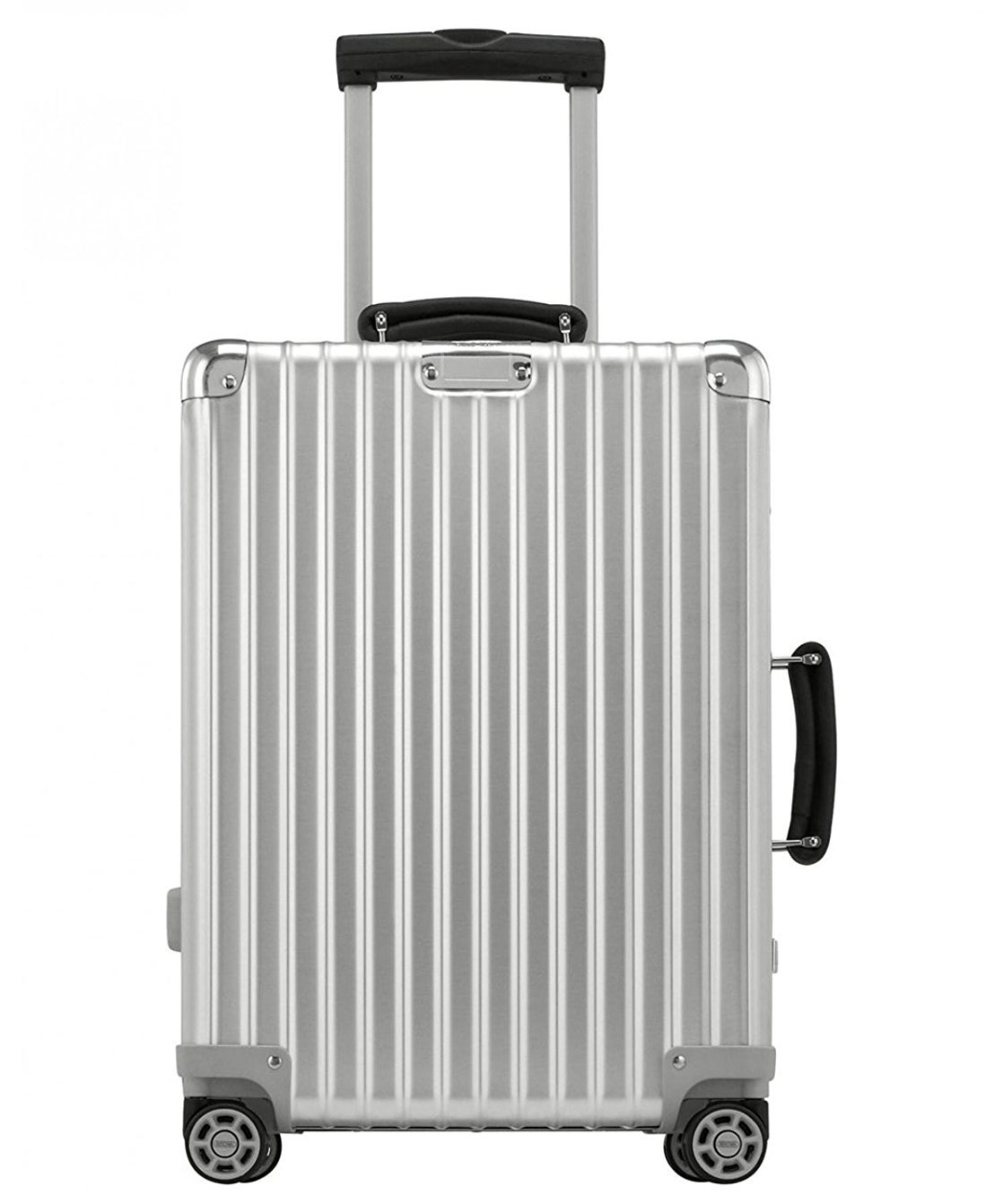 Rimowa Classic Flight IATA Carry on Luggage 21  Inch Cabin Multiwheel 33L TSA Suitcase Silver