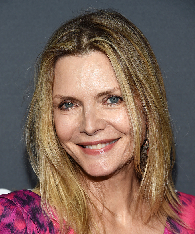 Michelle Pfeiffer - 2016 Slide