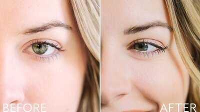 Microblading Before and After Photos - What Does