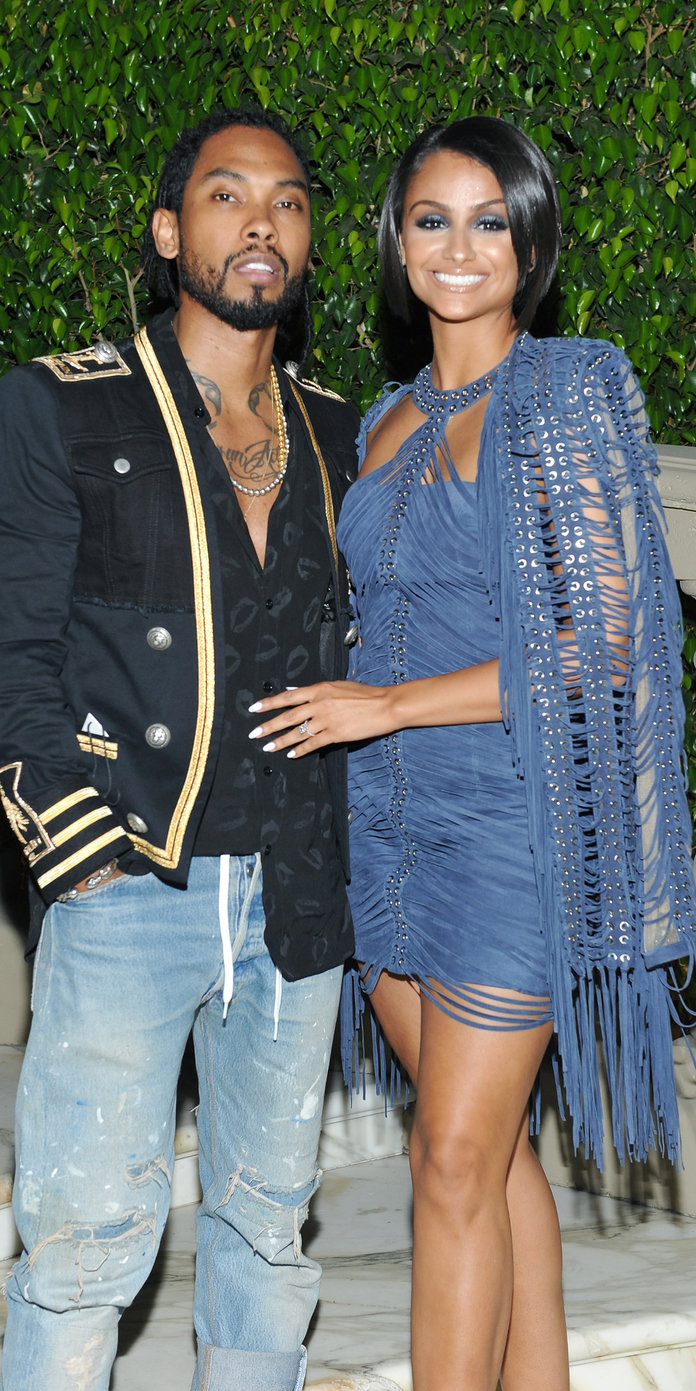 Miguel and Nazanin Mandi