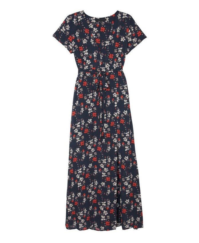 SANCTUARY FLORAL MAXI DRESS