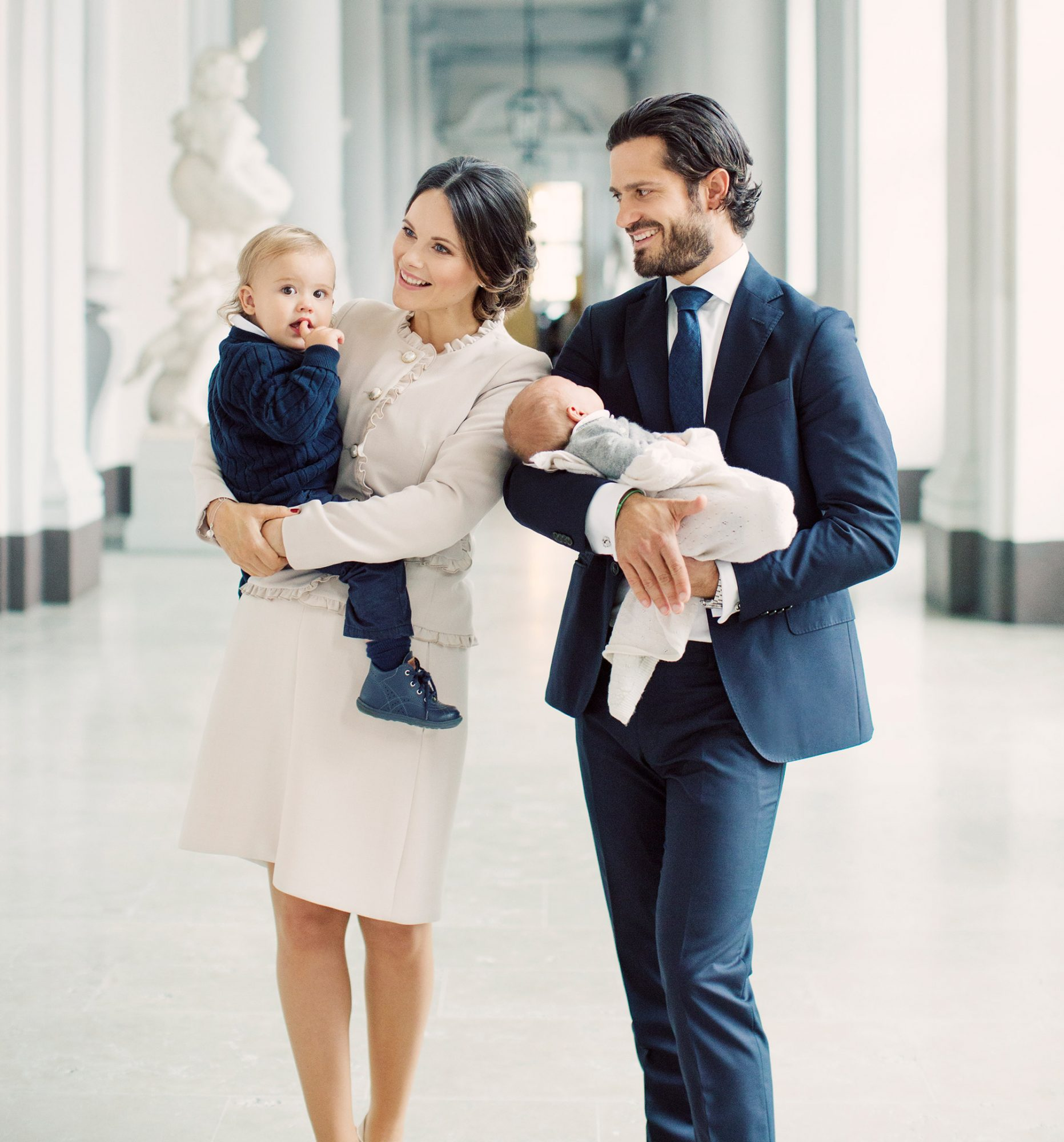 Carl Philip and Princess Sofia - 1