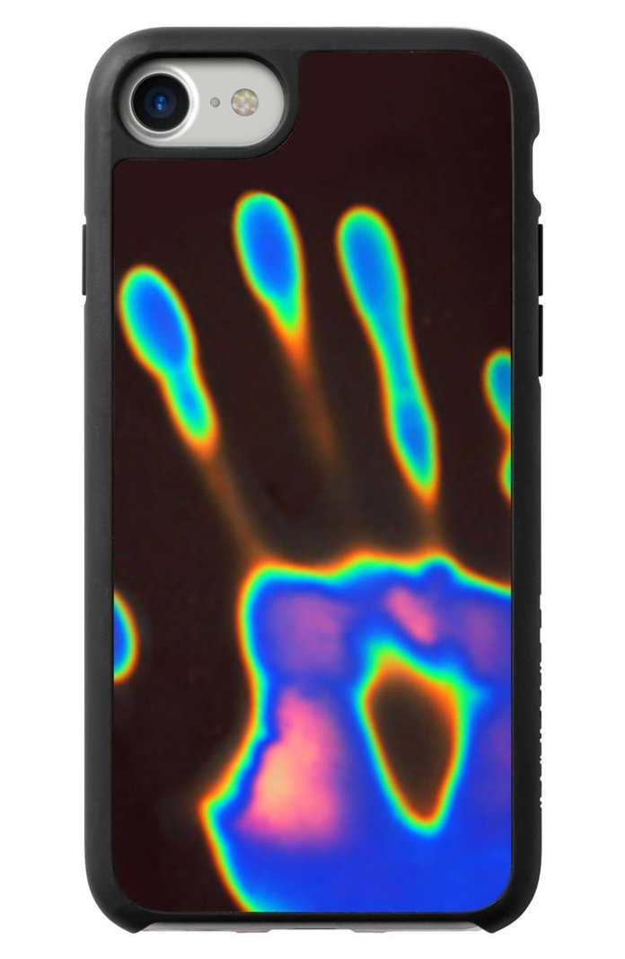 Mood Ring Thermochromic Case by Recover