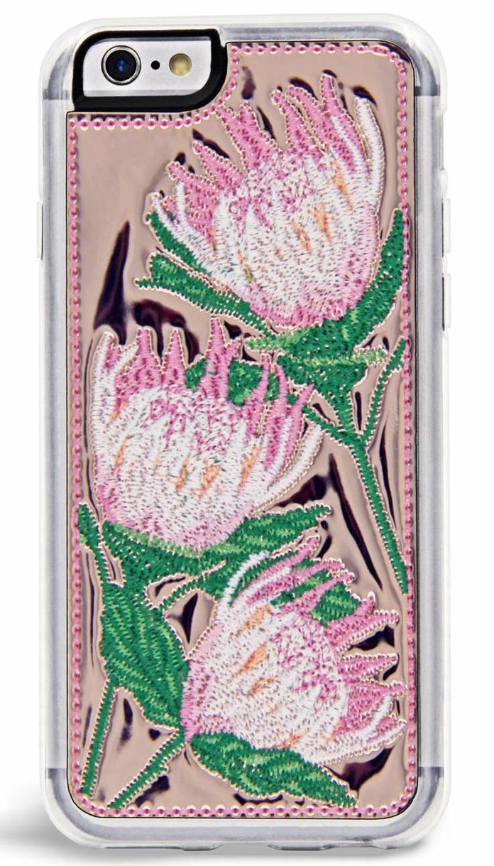 The x Rocky Barnes Floral Case by Zero Gravity