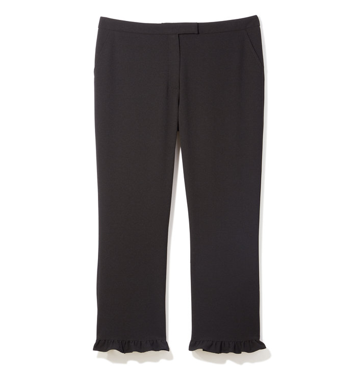 The Detailed Trim Pant