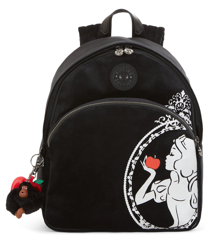 Disney's Snow White Paola Velvet Small Backpack