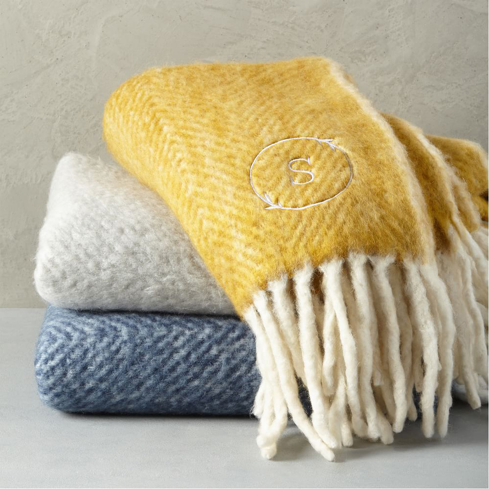 West Elm Soft Touch Throw