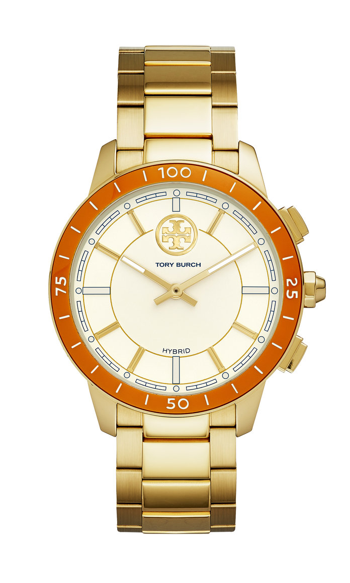 The Bold Bezel with Linked Strap