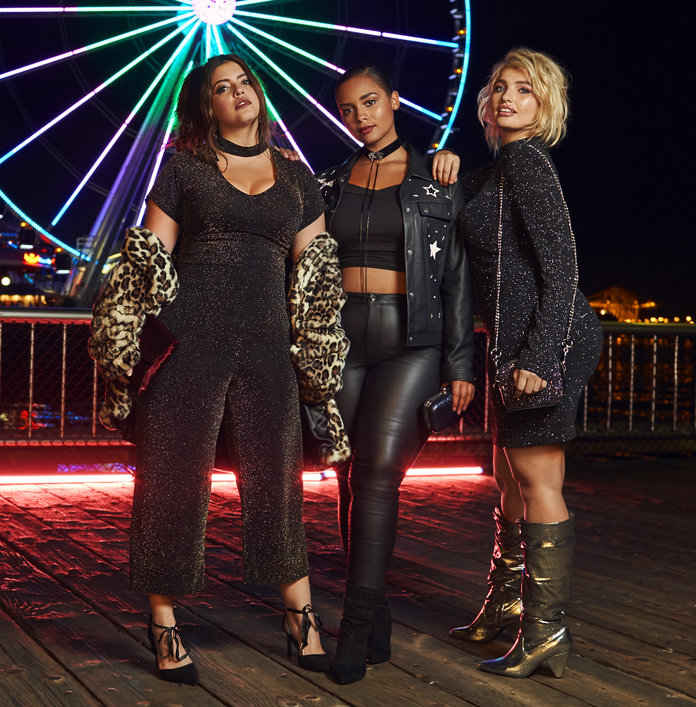 The Girls Night Out Showstoppers