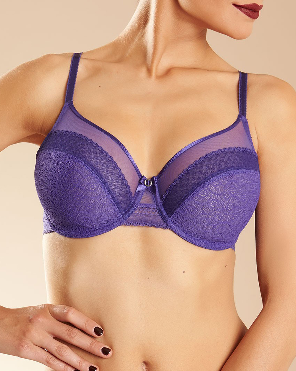 Festivité Lace Unlined Bra
