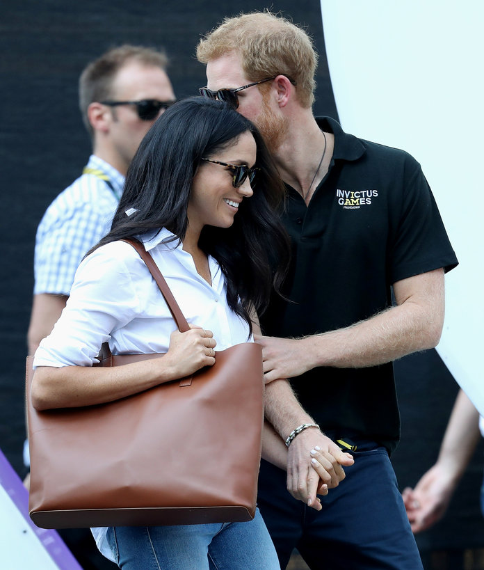 Prince Harry and Meghan Markle Relationship - 2