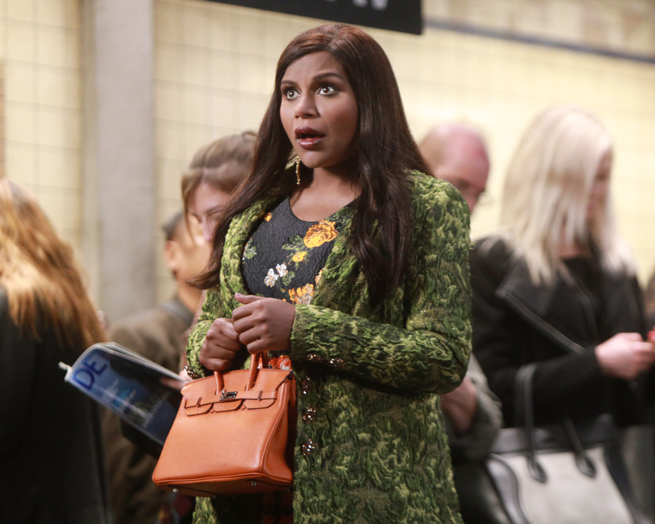 The Mindy Project - Bump - LEAD