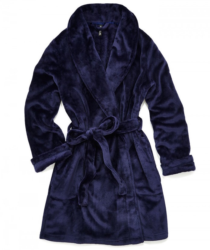 a cozy robe to carry you through the holidays by Adore Me