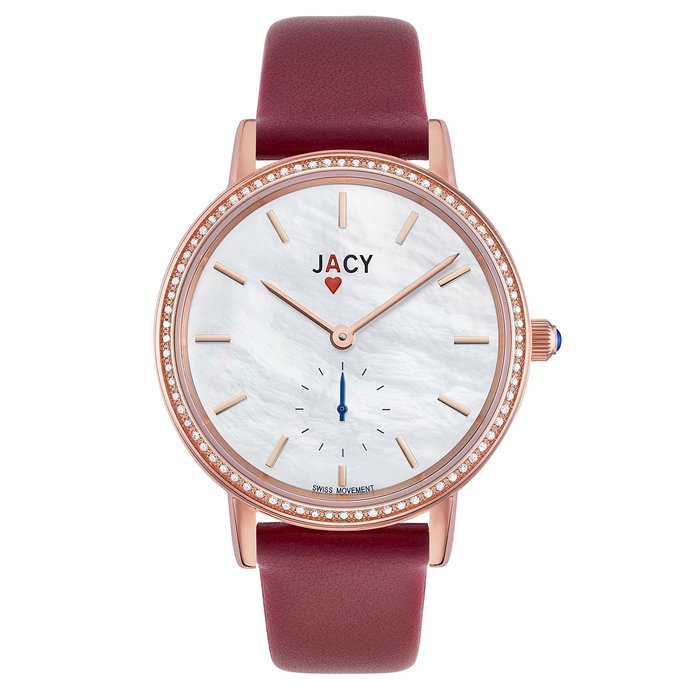 A neutral watch that's not black by Jacy