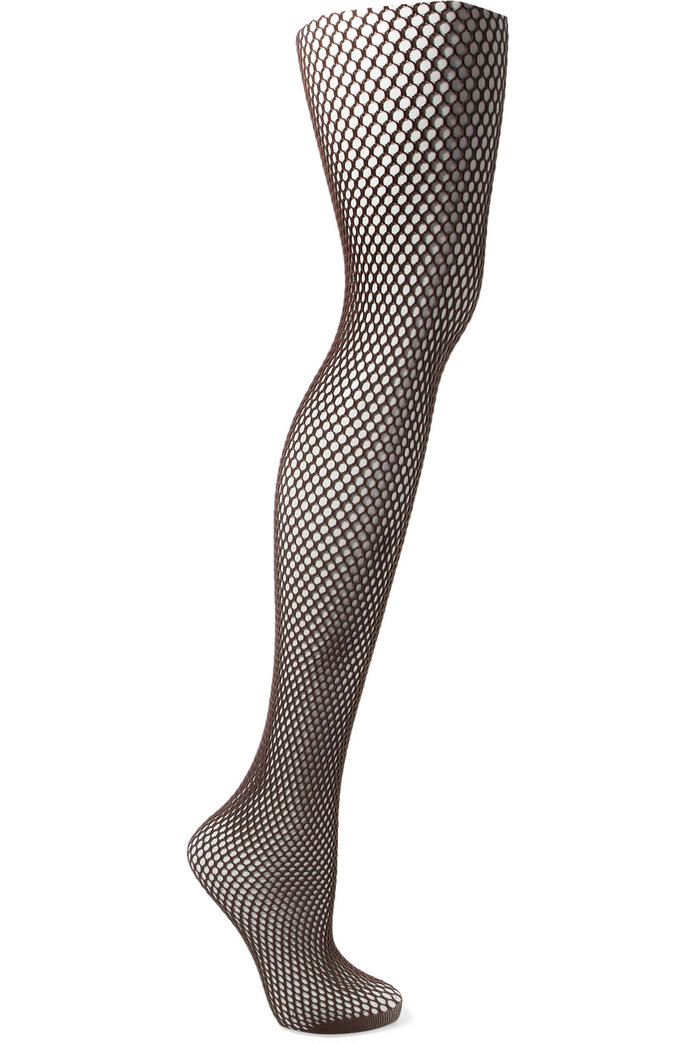 Fishnets that feel more modern than opaques by Falke