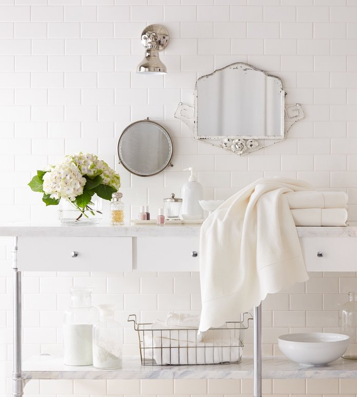 Make the bathroom truly indulgent