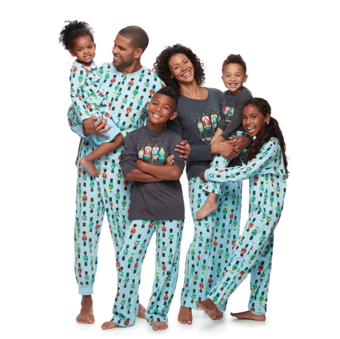 Jammies For Your Families Nutcracker Pajamas