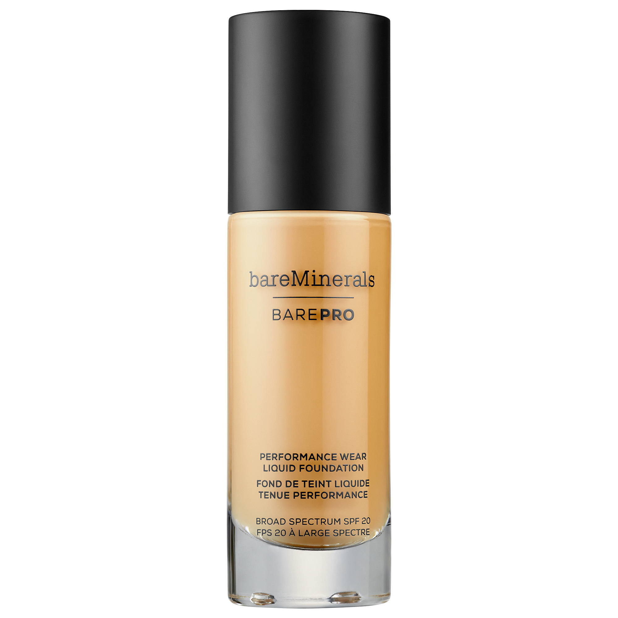 BareMinerals BarePRO Performance Wear Liquid Foundation Broad Spectrum SPF 20