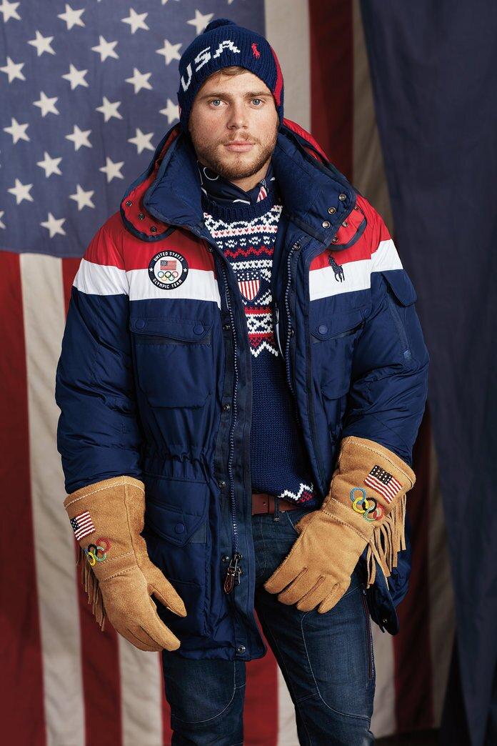 931913c5819c6 Here s a Sneak Peek at the Best 2018 Winter Olympic Uniforms from Around  the World