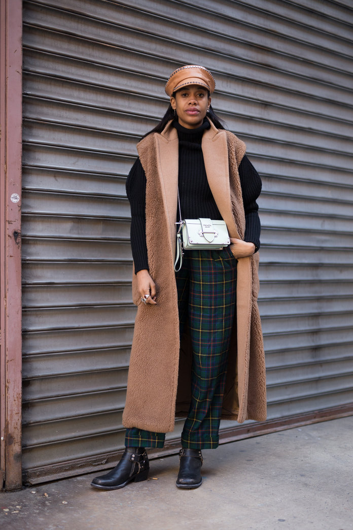 Opt for something plaid