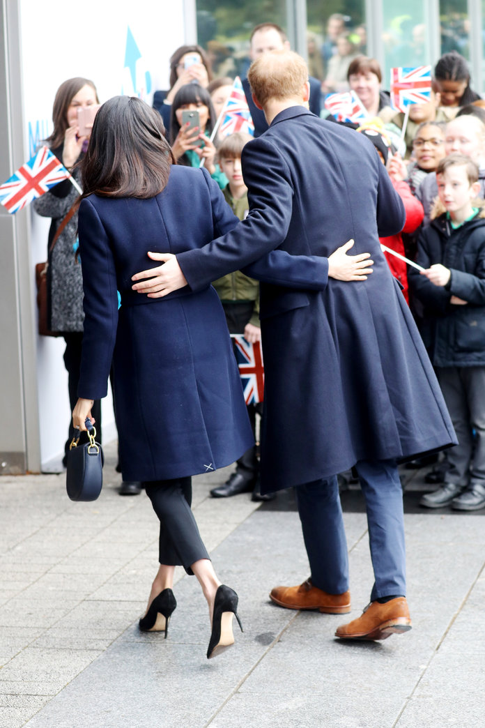 Prince Harry Meghan Markle Women's Day Embed4