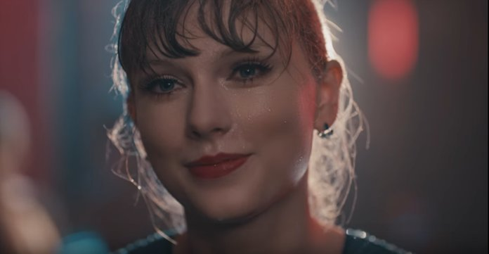 Taylor Swift Delicate Video