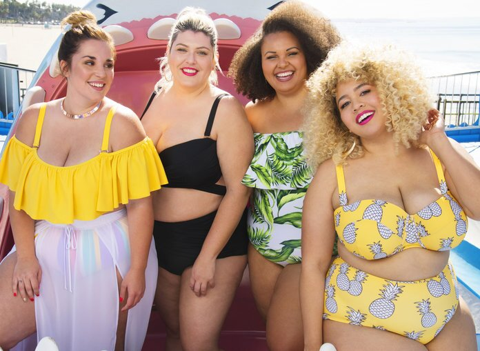 ca3ccf2ae2fe5 GabiFresh and Swimsuits for All Launch Summer 2018 Collection ...