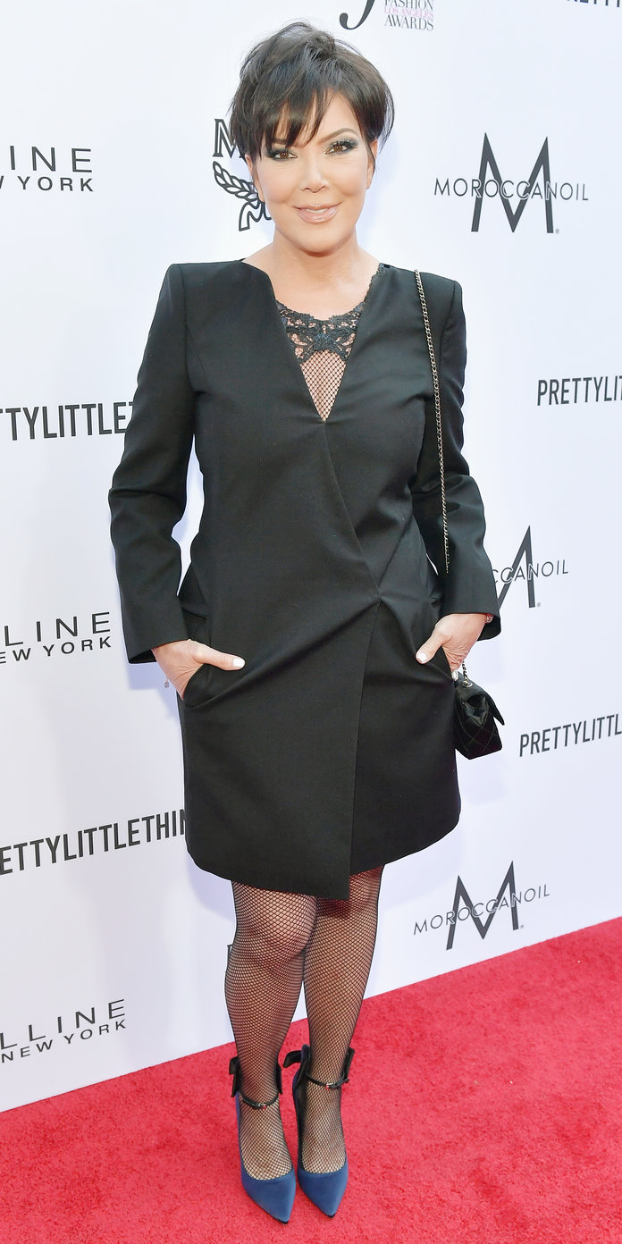 Kris Jenner Daily Front Row Fashion Awards