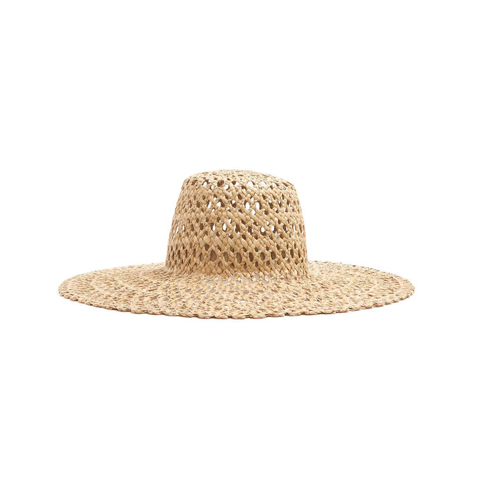 Lola Hats Straw Wide Brim Hat