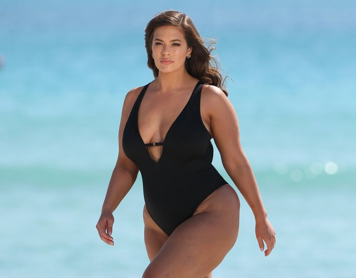 1decb06b9 Ashley Graham Launches Her Next Swimsuit Collaboration | InStyle.com