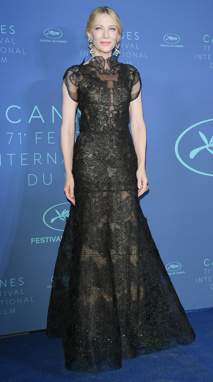 Cate Blanchett Cannes - Embed