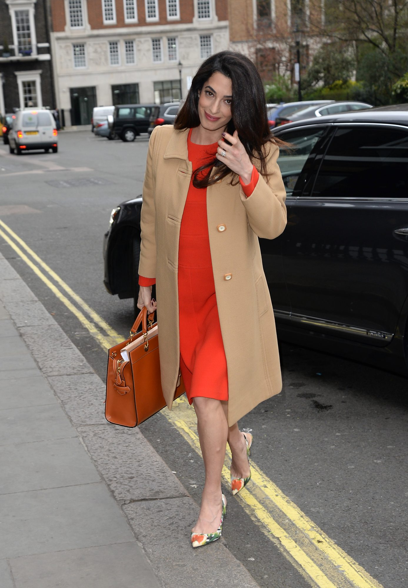 Amal Clooney, March 2017