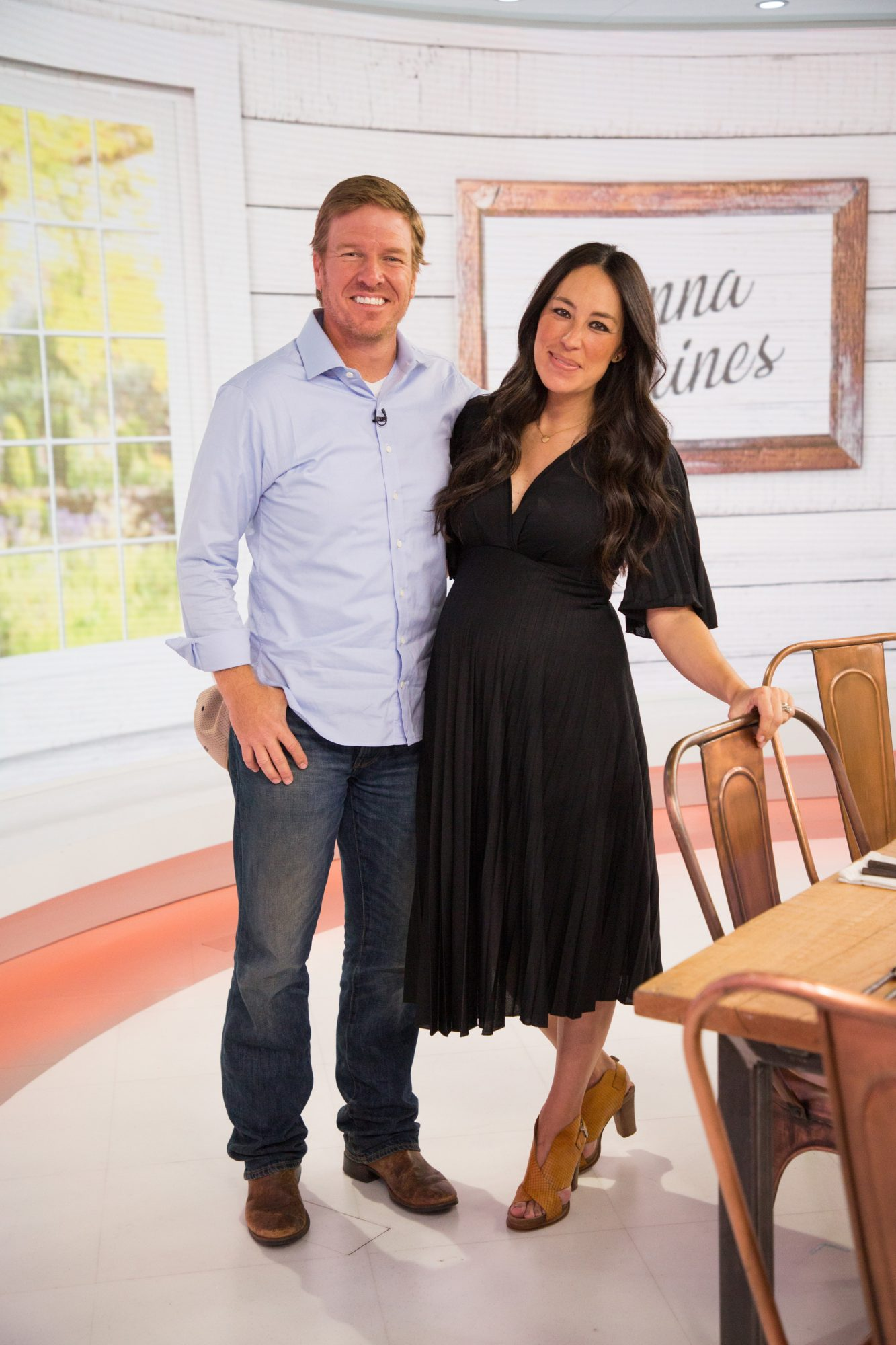 Joanna Gaines, April 2018