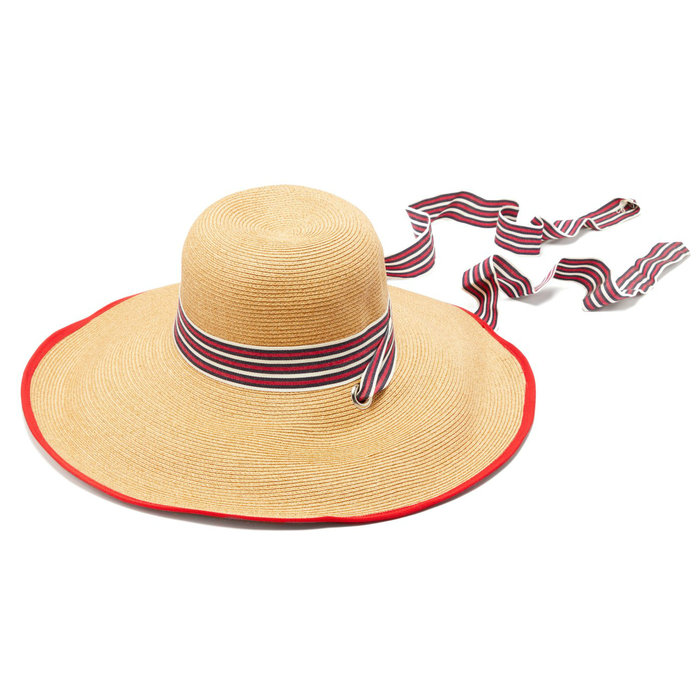 Filu Wide-Brimmed Hat