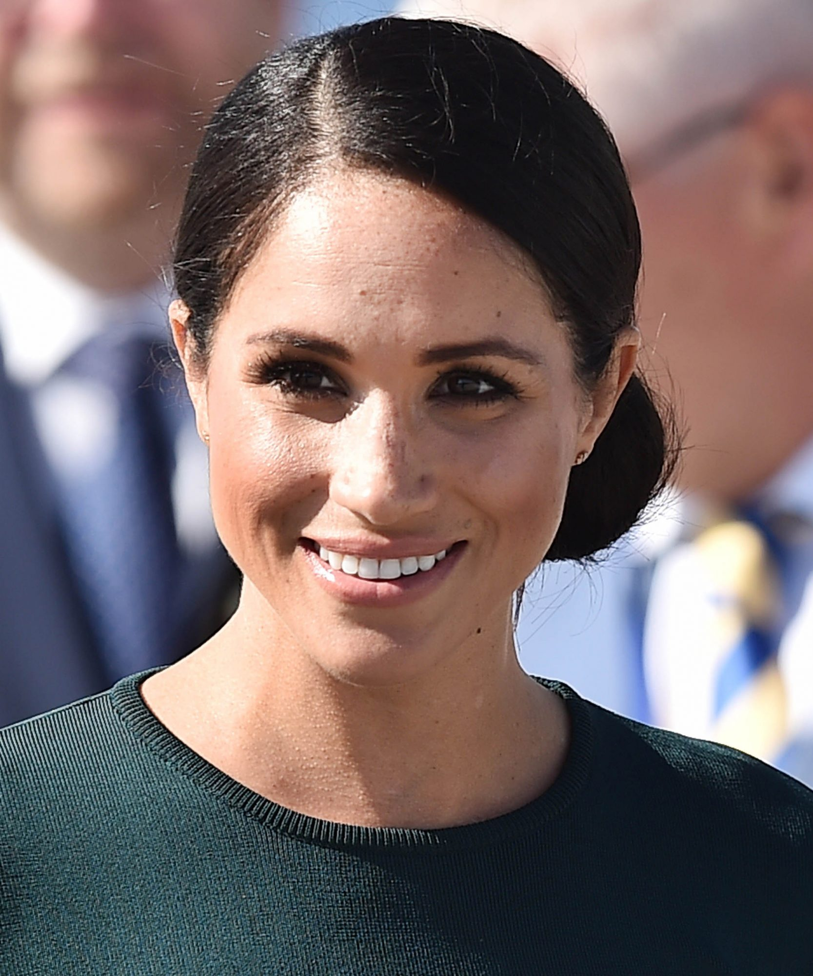 Arriving in Ireland on a Royal Visit