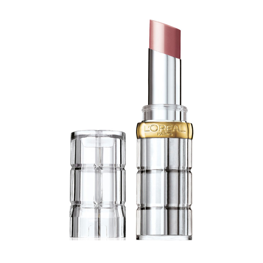 L'Oréal Paris Colour Riche Shine Lipstick in Varnished Rosewood