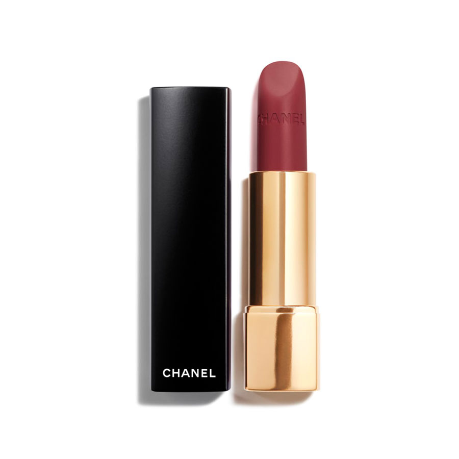 Chanel Rouge Allure Velvet Luminous Matte Lip Colour in Unique