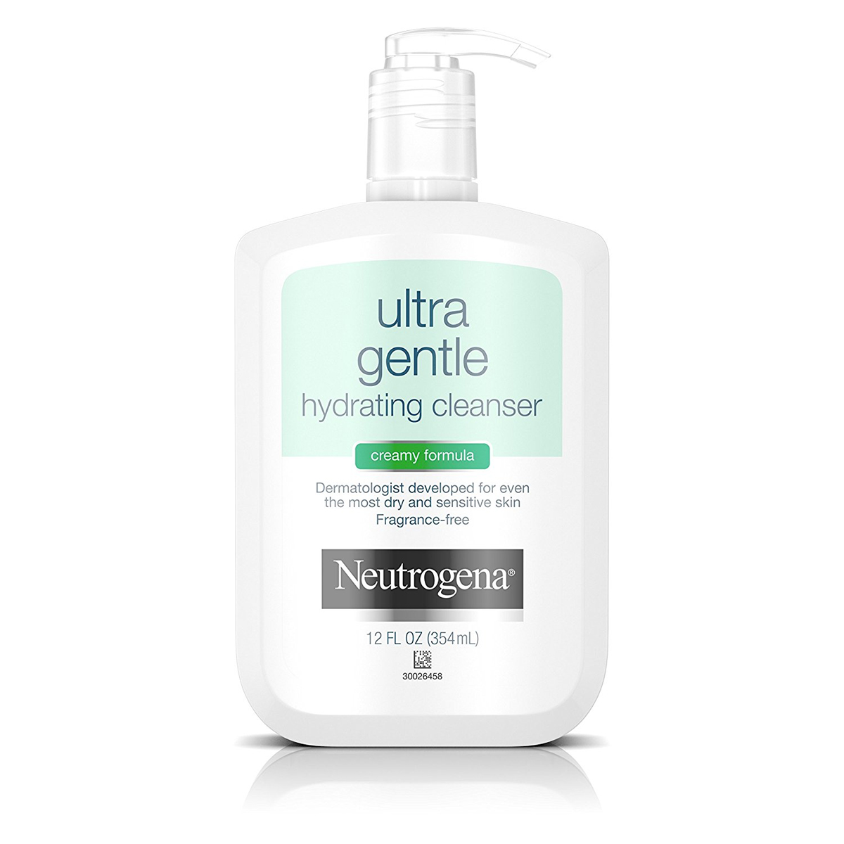 Best Cleanser for Dry Skin: Neutrogena Ultra Gentle Hydrating Daily Facial Cleanser