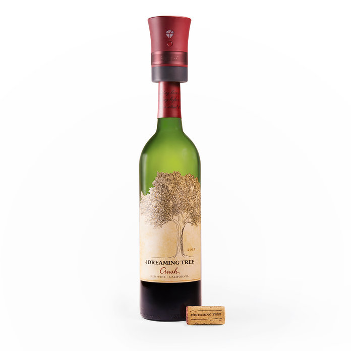 Best Gifts for Husband: Dave Matthews' The Dreaming Tree Cork Speaker & Crushed Red Blend Wine