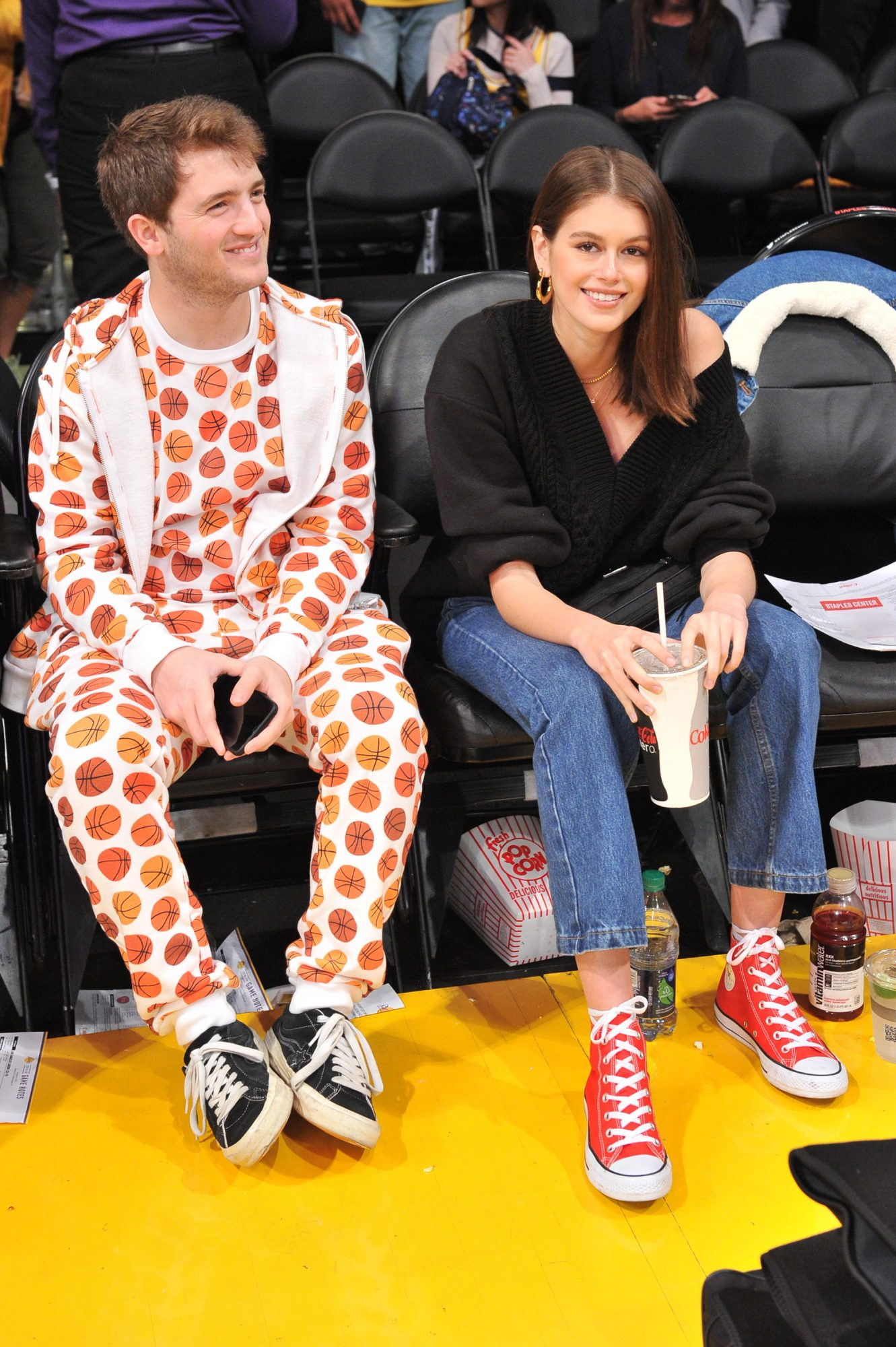 What to wear to a basketball game outfit ideas