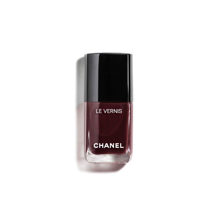 Chanel Le Vernis Longwear Nail Colour in Rouge Noir