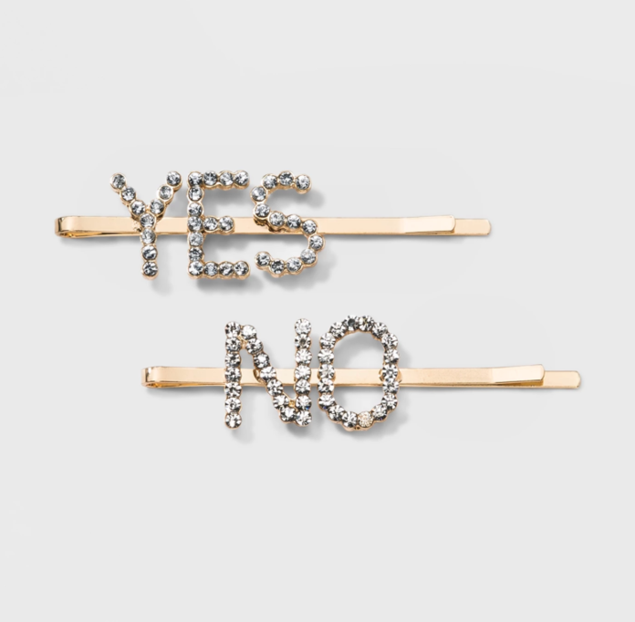 Wild Fable Verbiage Bobby Pins