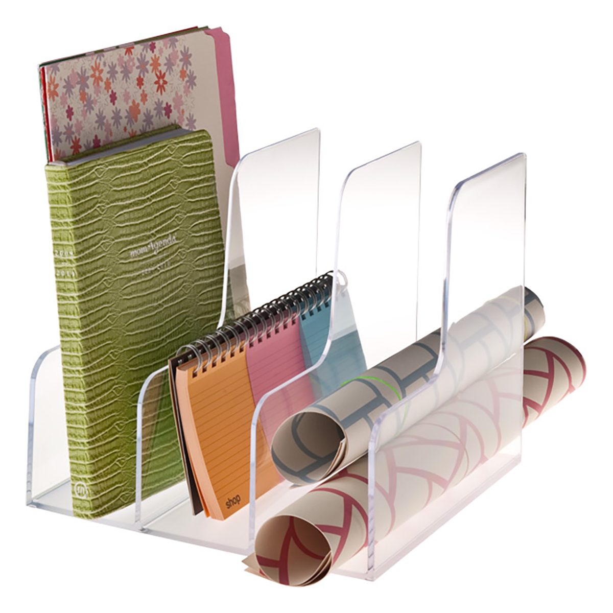 Clear Magazine Dividers
