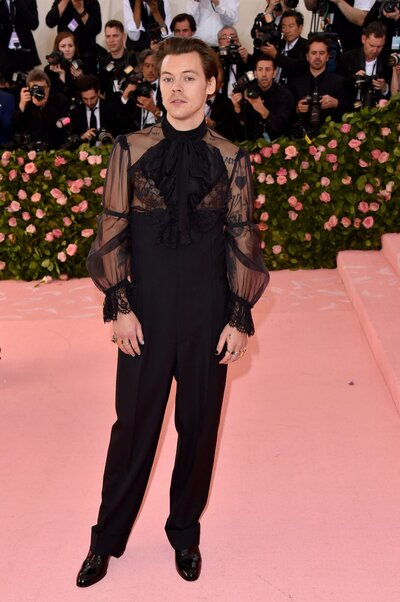 8a21e794b Harry Styles Won the Met Gala, Here's Why | InStyle.com