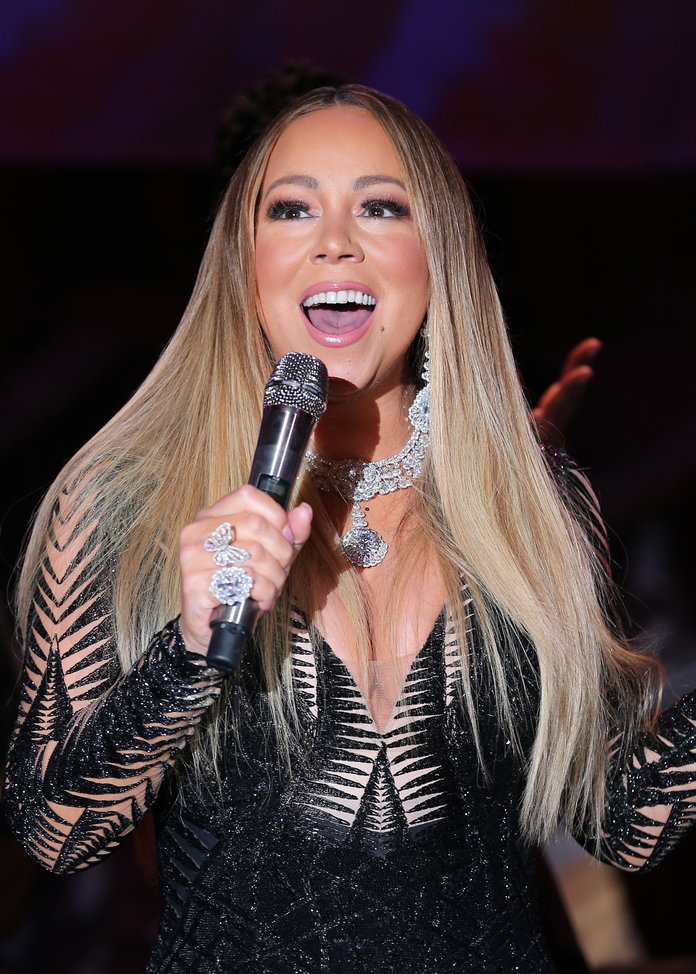 Mariah Carey Cannes Necklace