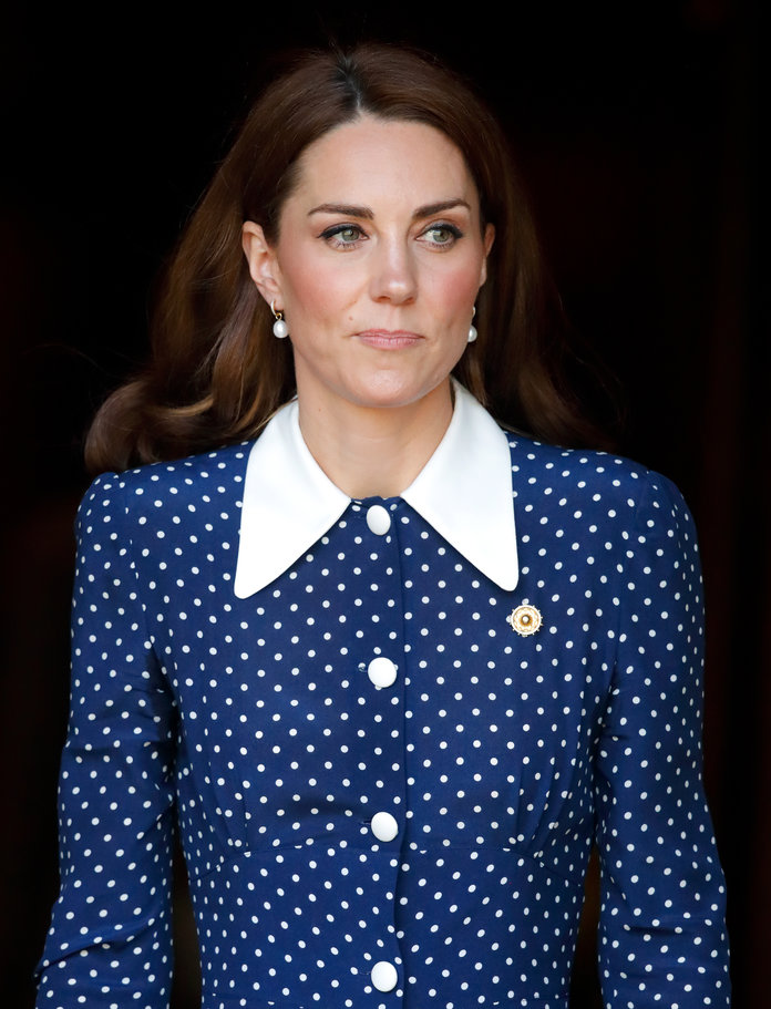 Kate Middleton and Amal Clooney Drop Earrings