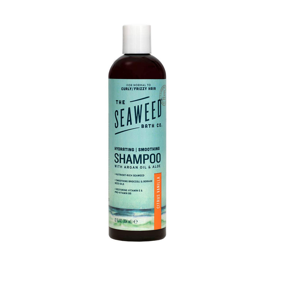The Seaweed Bath Co. Citrus Vanilla Smoothing Argan Shampoo
