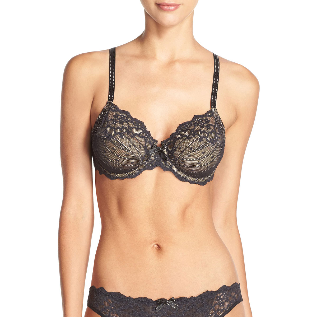 Chantelle Lingerie Rive Gauche Full Coverage Unlined