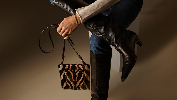 Khaite Handbag and Boots