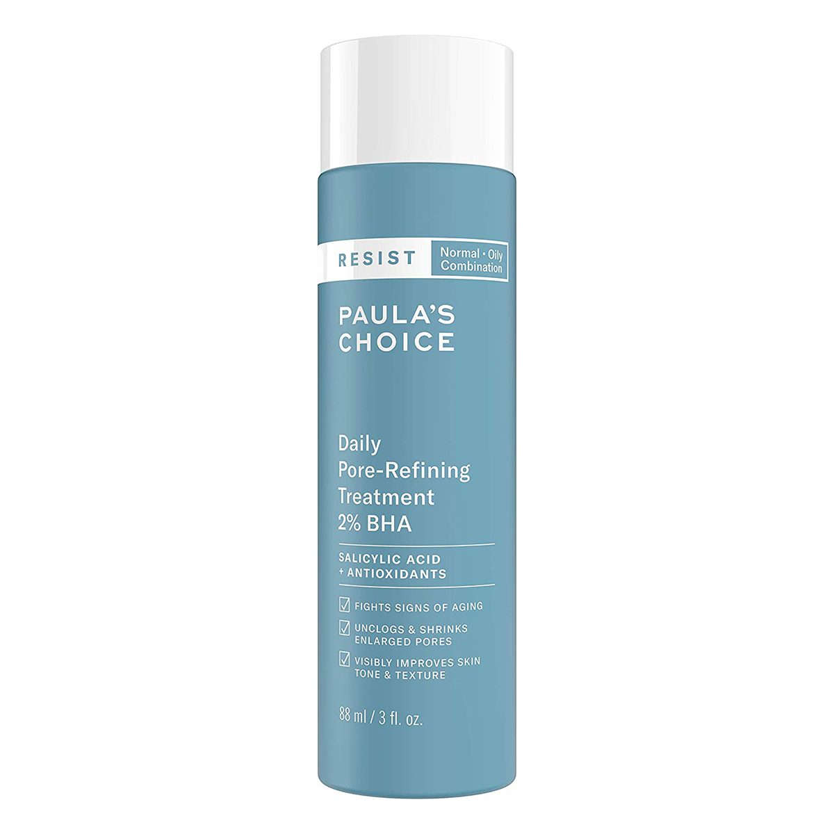 Paula's Choice RESIST Daily Pore-Refining Treatment 2% BHA with Salicylic & Hyaluronic Acid